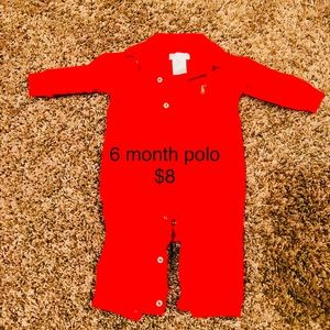 Baby boy polo outfits